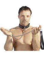 BDSM Αλυσίδα για λαιμοδέτη