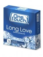 CONDOMS ONE TOUCH LONG LOVE