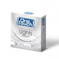 CONDOMS ONE TOUCH LIGHTS (EXTRA THIN)