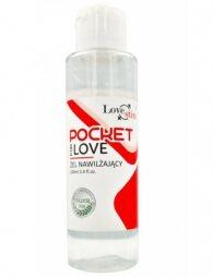 Gel lubricant Pocket for Love 100ml