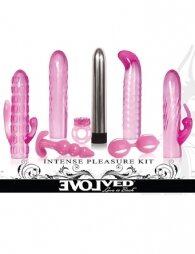Intense Pleasure Kit 9,5 / 10,2 / 17,8 cm