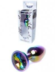 Plug-Jewellery Multicolour PLUG- Clear 7 εκ