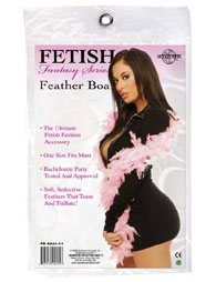 ΠΟΥΠΟΥΛΟ FETISH FANTASY FEATHER BOA PINK