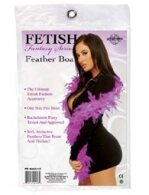 ΠΟΥΠΟΥΛΟ FETISH FANTASY FEATHER BOA PURPLE