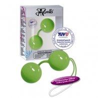 Στρογγυλές μπίλιες Joyballs green
