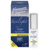 """Αντρικό άρωμα με φερομόνη """"Twilight man"""" 5 ml"""