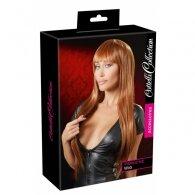 """Περούκα """"Copper"""" μακρύ μαλλί"""