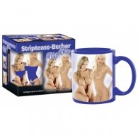 Σέξυ δώρο Κούπα Striptease Big Tits
