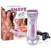 """Ξυριστική Μηχανή """"Shave Me"""""""