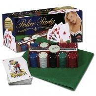 Σέξυ παιχνίδι Poker Party