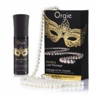 Αφροδισιακό Σετ Pearls Lust Massage 30 ml