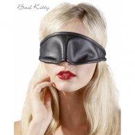 Μάσκα Ματιών μαύρη