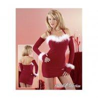 Χριστουγεννιάτικο μίνι φόρεμα
