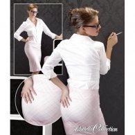 Φούστα με Ζωγραφιστό Εσώρουχο S-M