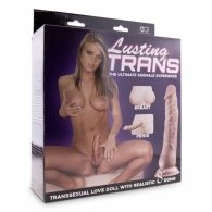 Κούκλα Lusting Trans Love Doll