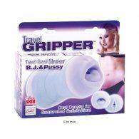 """Αυνανιστήρι """"Travel Gripper B.J. & Pussy"""""""