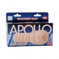 Αυνανιστήρι Apollo Alpha Sleeve 1 Ass