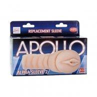 Αυνανιστήρι Apollo Alpha Sleeve 2 Vagina