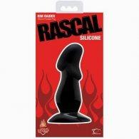 Μαύρη πρωκτική σφήνα Rascal Rim Raider
