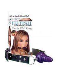 FETISH FANTASY PENIS BALL GAG  7,1 cm