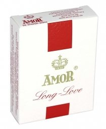 AMOR Long Love/3 pcs content