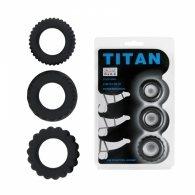 TITAN - cock rings