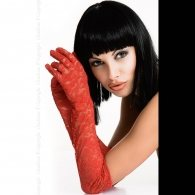 GLOVES CR-3071 RED
