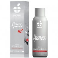 FLOWER POWER TEASING MASSAGE OIL 50ML