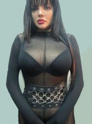 BDSM Γυναικεία ζώνη-κορσές από δέρμα