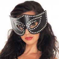 BDSM Δερμάτινη Μάσκα