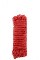 BONDX LOVE ROPE - 5M RED