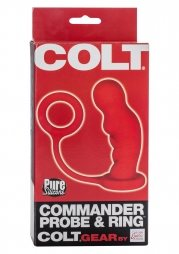 COLT COMMANDER PROBE & RING RED