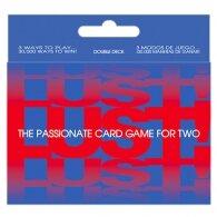 LUST THE PASSIONATE CARD GAME. EN, ES