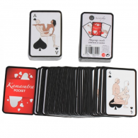 SECRETPLAY  POCKET KAMASUTRA PLAYING CARDS I ES/EN/PT/IT/FR/DE