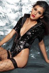 Σέξι Μαύρο Κοστούμι.