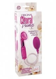 Original Clitoral Pump Pink