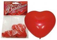 Heart Balloons 6pcs