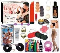 Love Box Σέτ 16 ερωτικών επιλογών