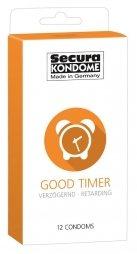 Προφυλακτικά καθυστέρησης Secura Good Timer 12 τεμ