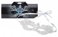 Fifty Shades of Darker Silver Eye mask