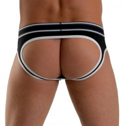 Mr B Urban Soho Jock Brief Black