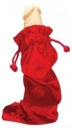Κόκκινη Βελούδινη θήκη για δονητές