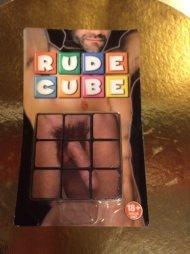 Έξυπνος Κύβος του Ρούμπικ βρες το Πέος