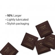 Lelo HEX Condoms Respect 36 Pack