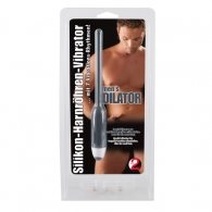 You2Toys Grey silicone vibrating Dilator 19 cm