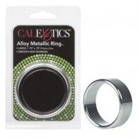 CalExotics Alloy Metallic Ring LARGE size 4.5 cm
