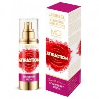 Mai Lubigel Liquid Vibrator Strawberry 30 ml