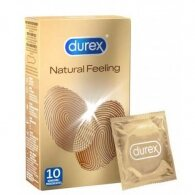 Durex Natural Feeling Condoms 10 pcs