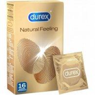 Durex Natural Feeling Condoms 16 pcs