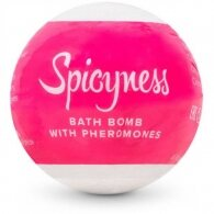 Obsessive Bath Bomb Spicy with Pheromones 100g